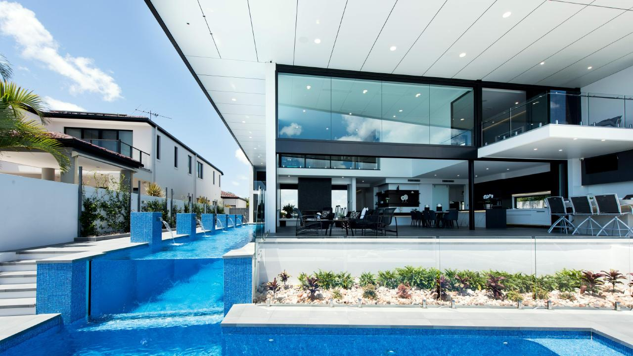 Brisbane House of the Year 2018 - Banksia Beach Mancorp Quality Homes