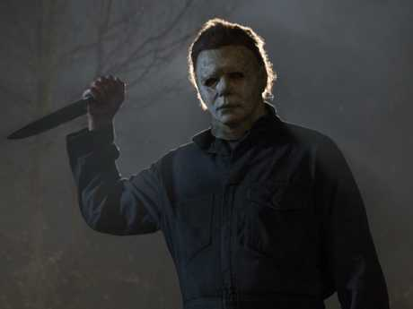 Notorious serial killer Michael Myers is back.