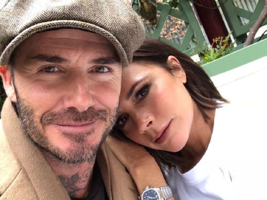 Victoria Beckham was reportedly upset after her husband David described their marriage as 'hard work'.