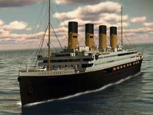 Palmer reveals Titanic II moving to Paris