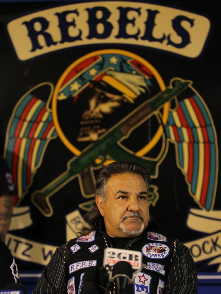 Rebels national president Alex Vella is another bikie to have been deported from Australia.