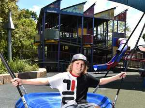 Tristan Stewart on the Quota Park Playground that may