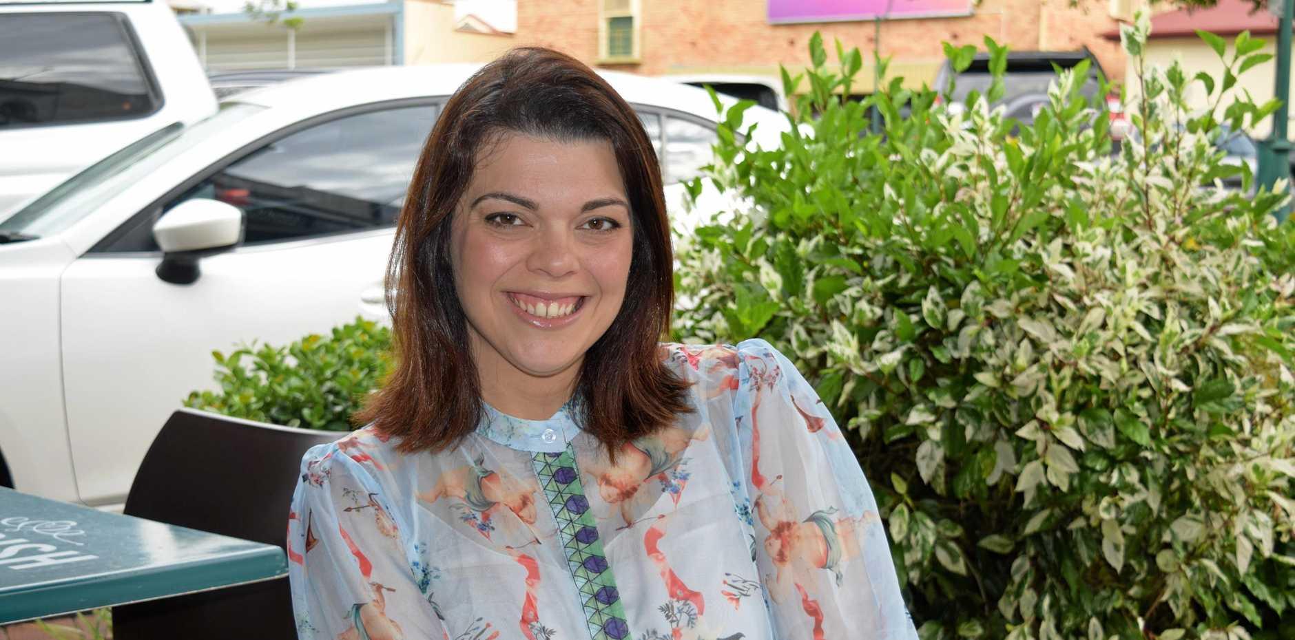 BUNDABERG PROUD: Sparrowly Group founder Giovanna Lever is a Bundy woman through and through.