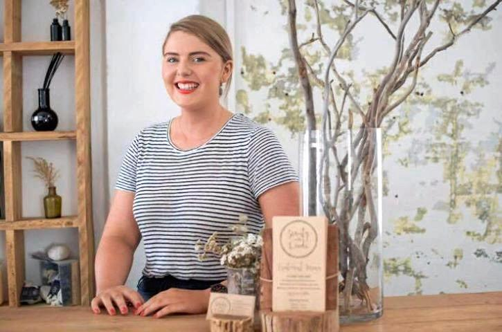 Josie Weller will be opening a new beauty boutique in Rockhampton next month.