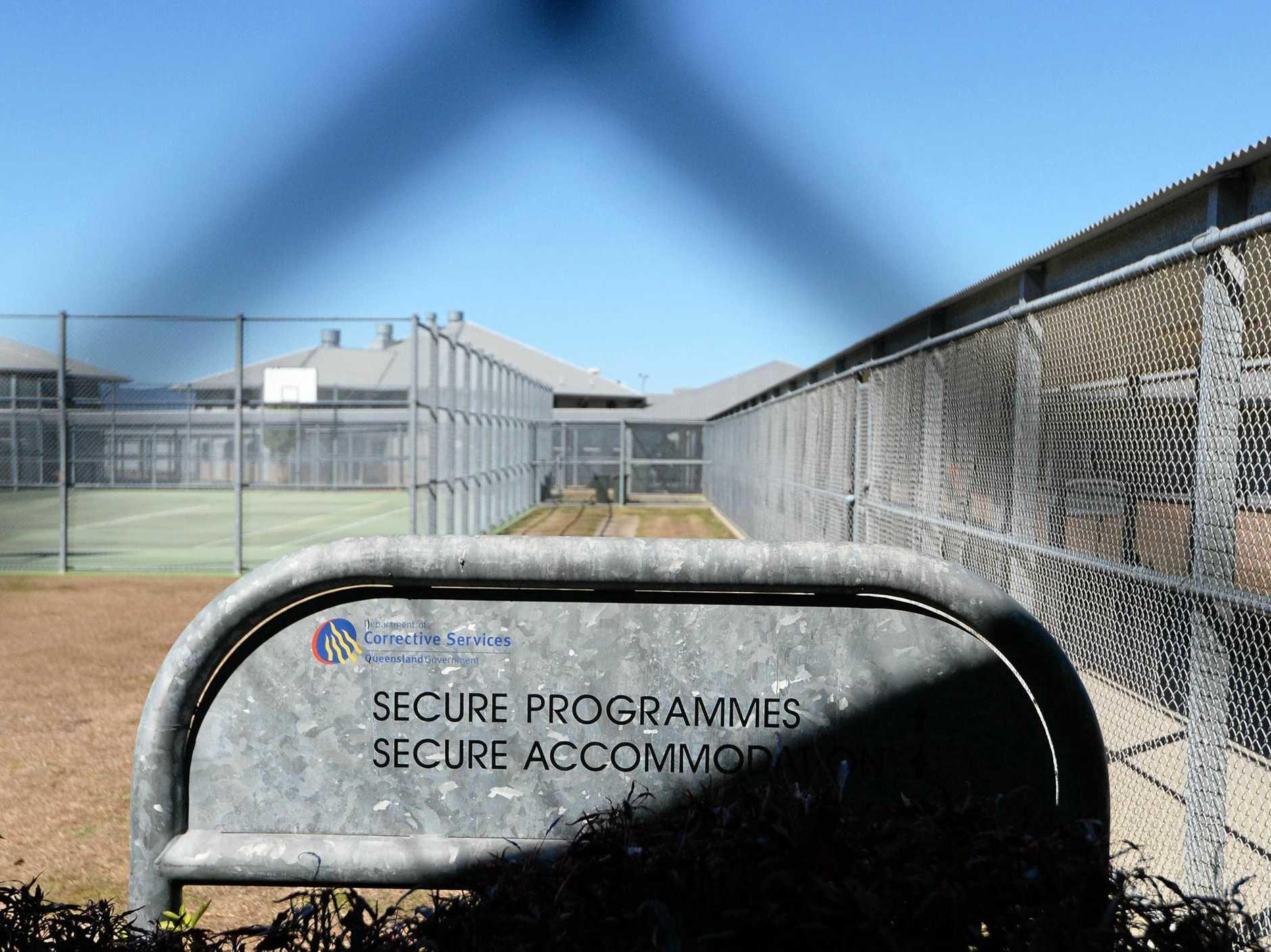 Capricorn Correctional Centre at Etna Creek outside Rockhampton.