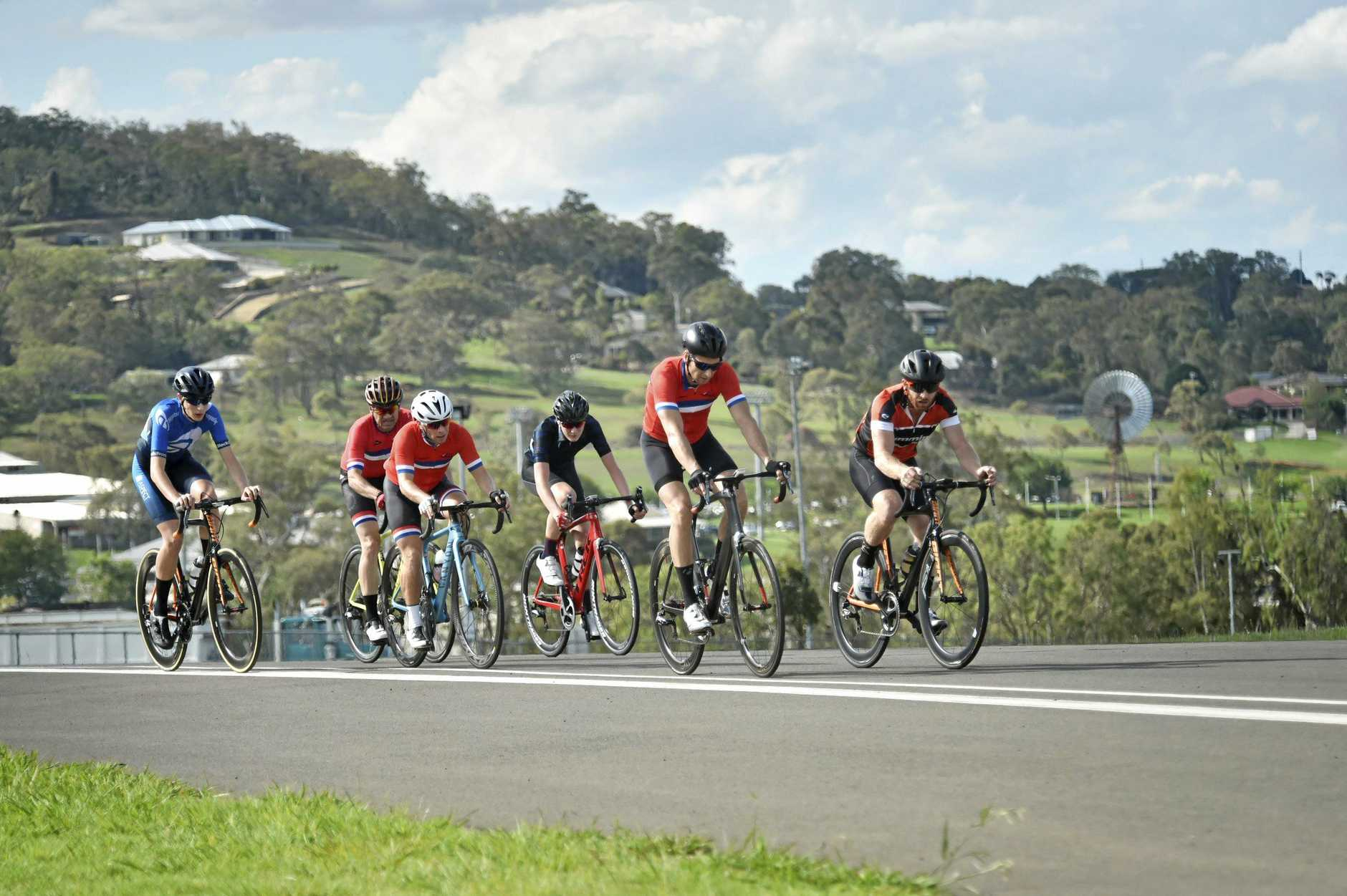 ON HOLD: Competition for the Darling Downs Cycling Club will remain postponed until regulations are eased. Photo: File