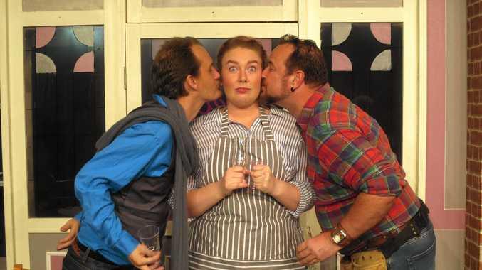 Ipswich Little Theatre's new romantic comedy takes the cake