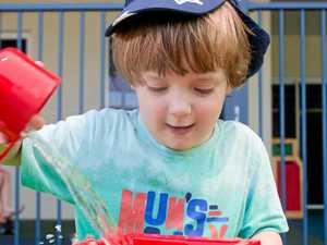 Mackay Autism grant helps sensory garden grow