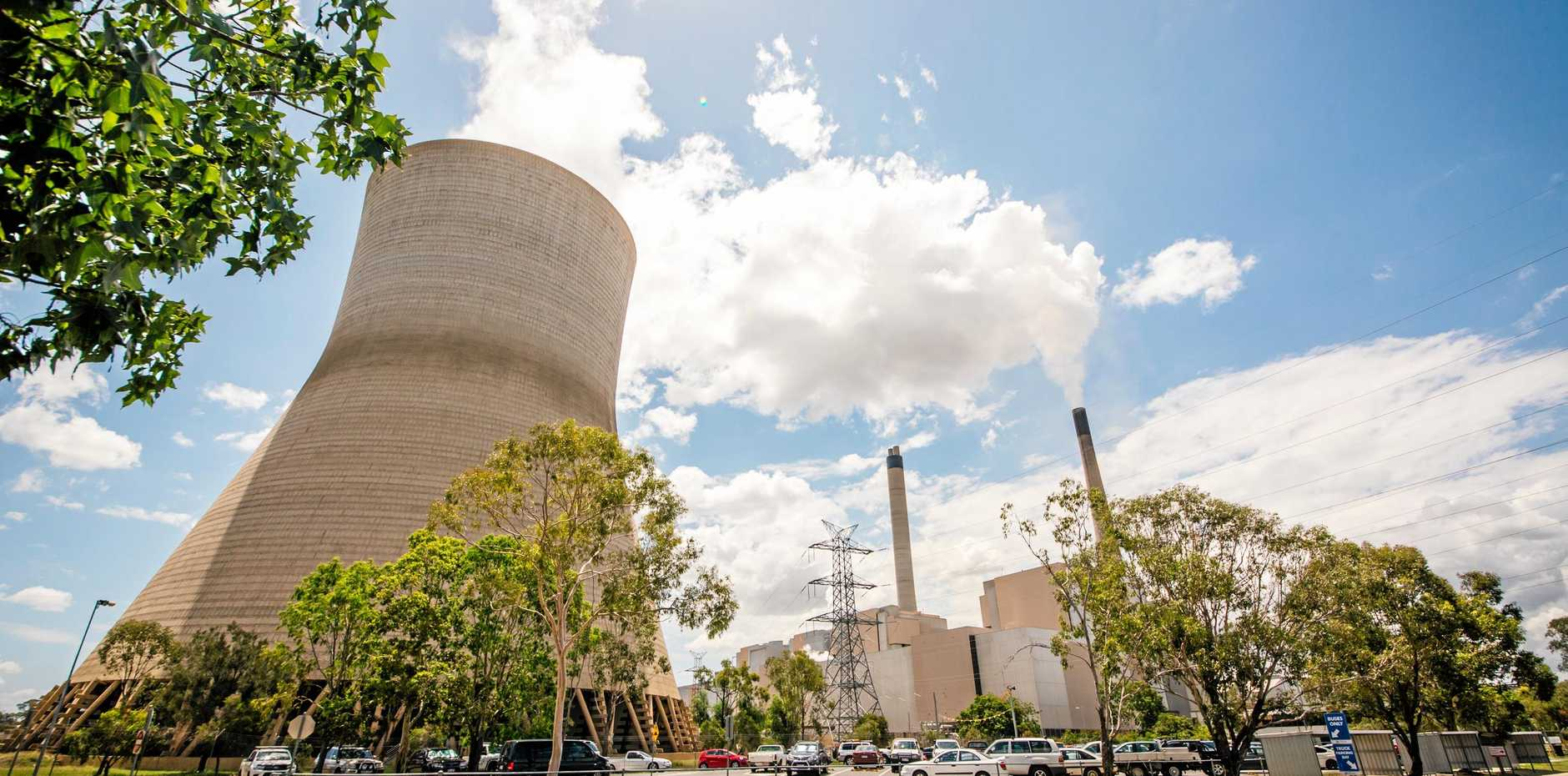 COAL FIRED: Callide power station has begun a multi-million dollar overhaul project.