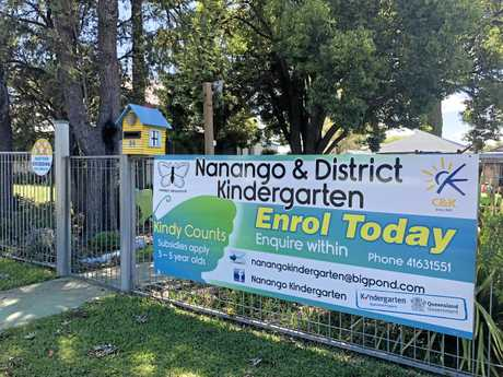 REGIONAL HUNT: The Nanango and District Kindergarten is also having trouble tracking down a permanent early education teacher.