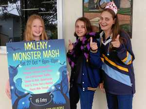 Don't be spooked: it's just Maleny High's Monster Mash