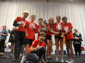 Matthew Flinders' Opti-MINDS team wins national titles