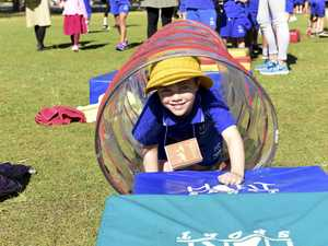 Sunshine Beach students grab their 'passports' to learning
