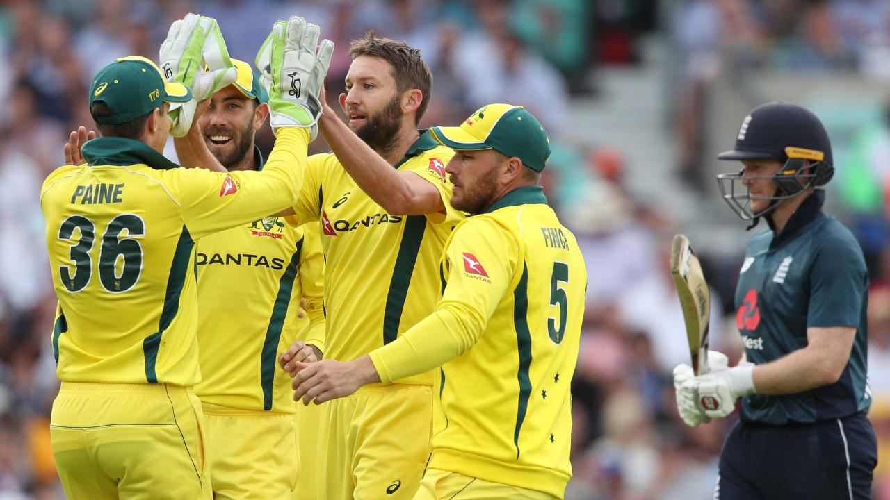 Andrew Tye is now a regular with the Australian side.