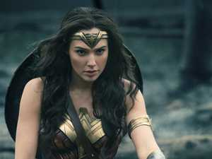 Shock delay for Wonder Woman sequel