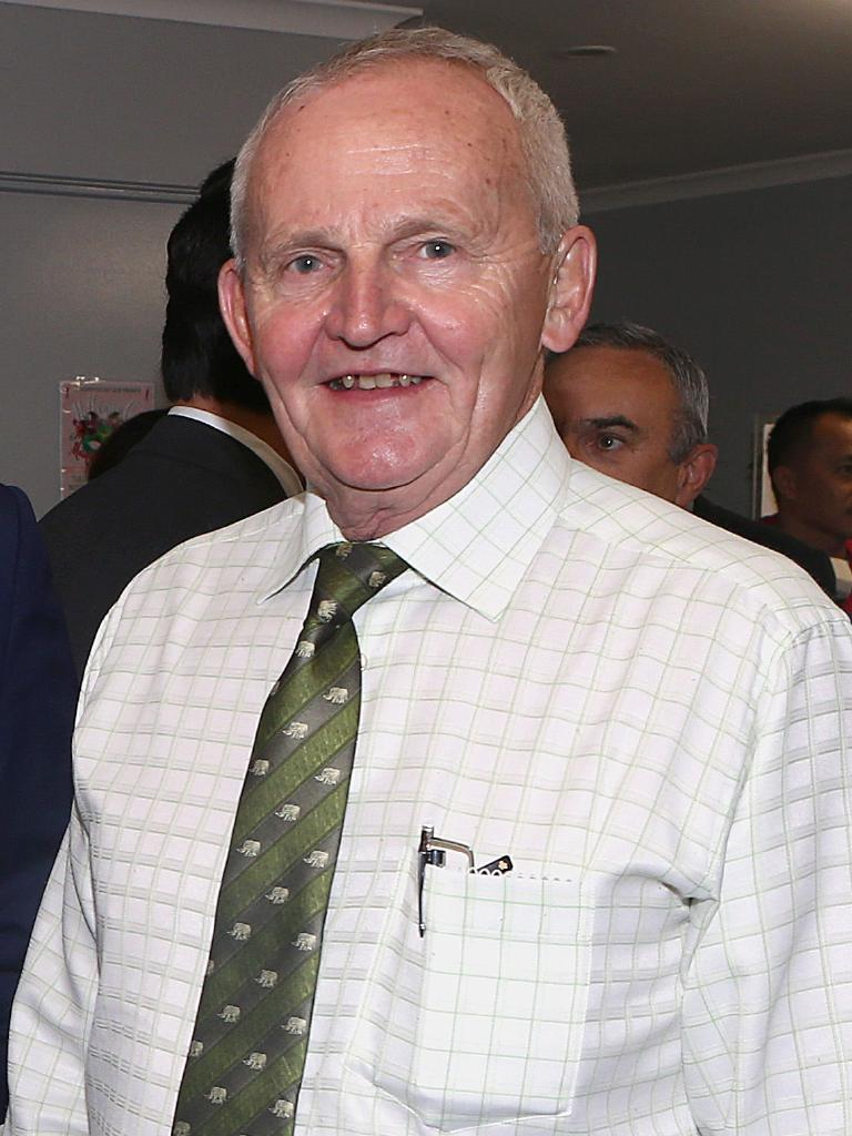 Russell Lutton is a veteran councillor of over three decades.