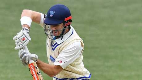 Kurtis Patterson has been in the frame for Test selection for a few years.