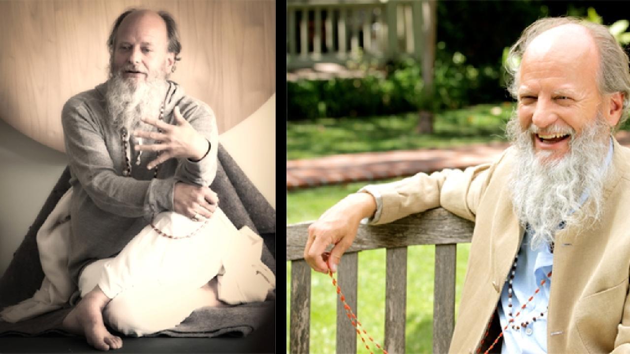 James Packer's spiritual adviser, the maharishi Thom Knoles