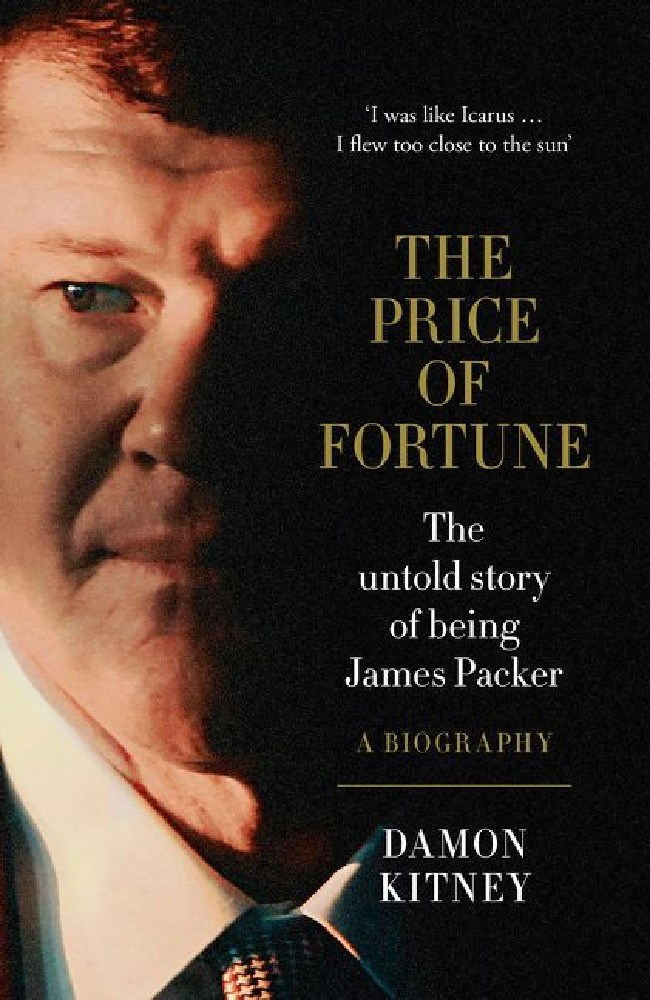 The new biography about James Packer contains a number of stunning revelations. Picture: Supplied