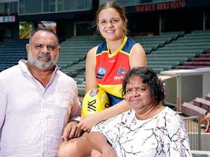 Cousin brings Rioli magic to AFLW
