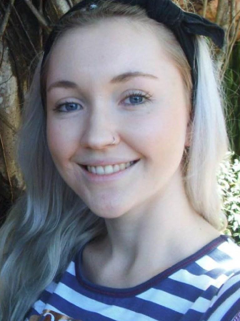 A Facebook image of Toyah Cordingley