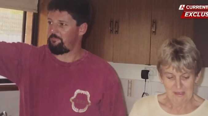 Scott Settree shot and killed his parents on December 3, 2014, in the living room of their own home in a country town, where Settree lived too. Source: A Current Affair.