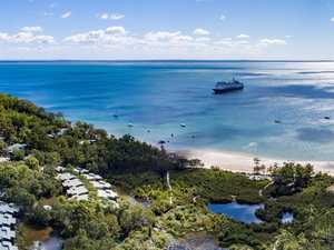 Tourism company fights to fly over Fraser Island