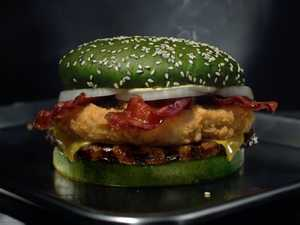 Halloween burger that actually gives you nightmares