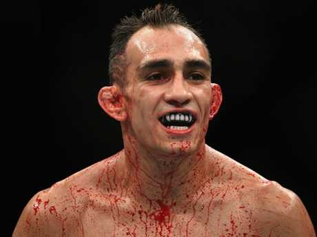 Tony Ferguson is hungry for more blood.