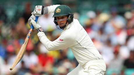 Matt Renshaw is hoping to win his Test spot back.
