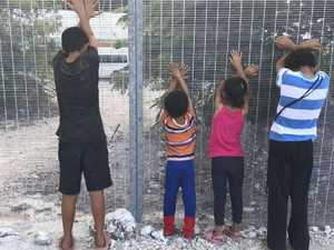 Eleven kids quietly removed from Nauru