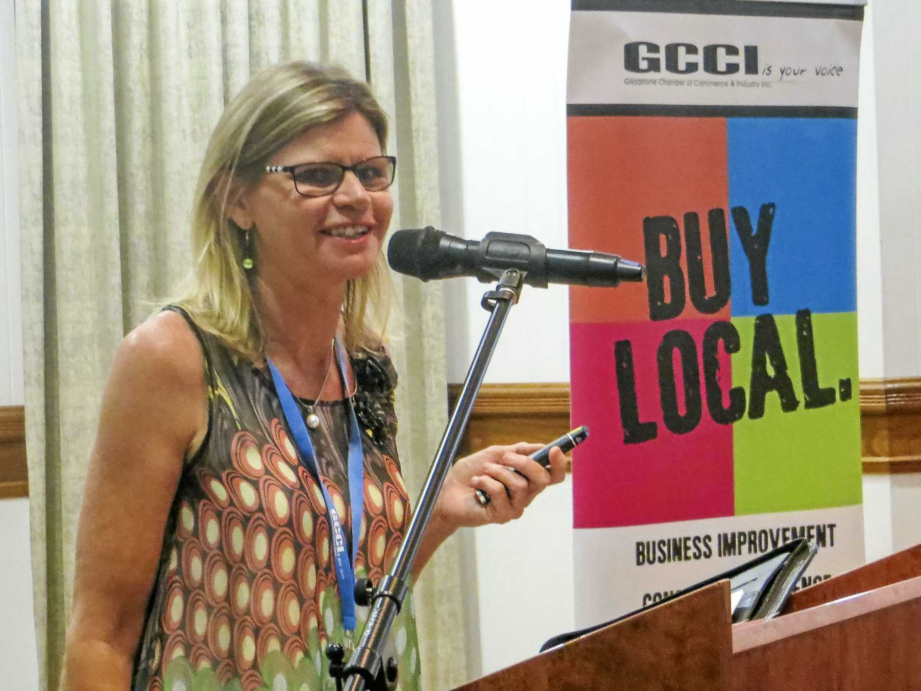 BIZFAIL SUCCESS: Louise Dowling owner of More 4 Life Sustainable Solutions.