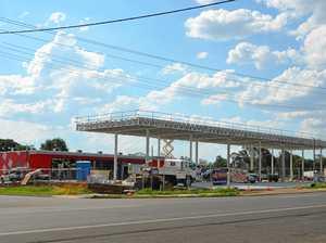 Plans revealed for massive new fuel station