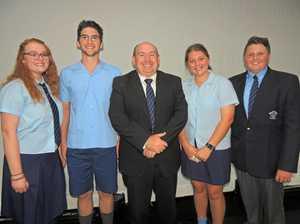 PHOTOS: Students shine at KSHS speech night