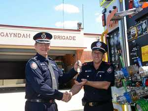 Gayndah's new vehicle to save a truckload of water