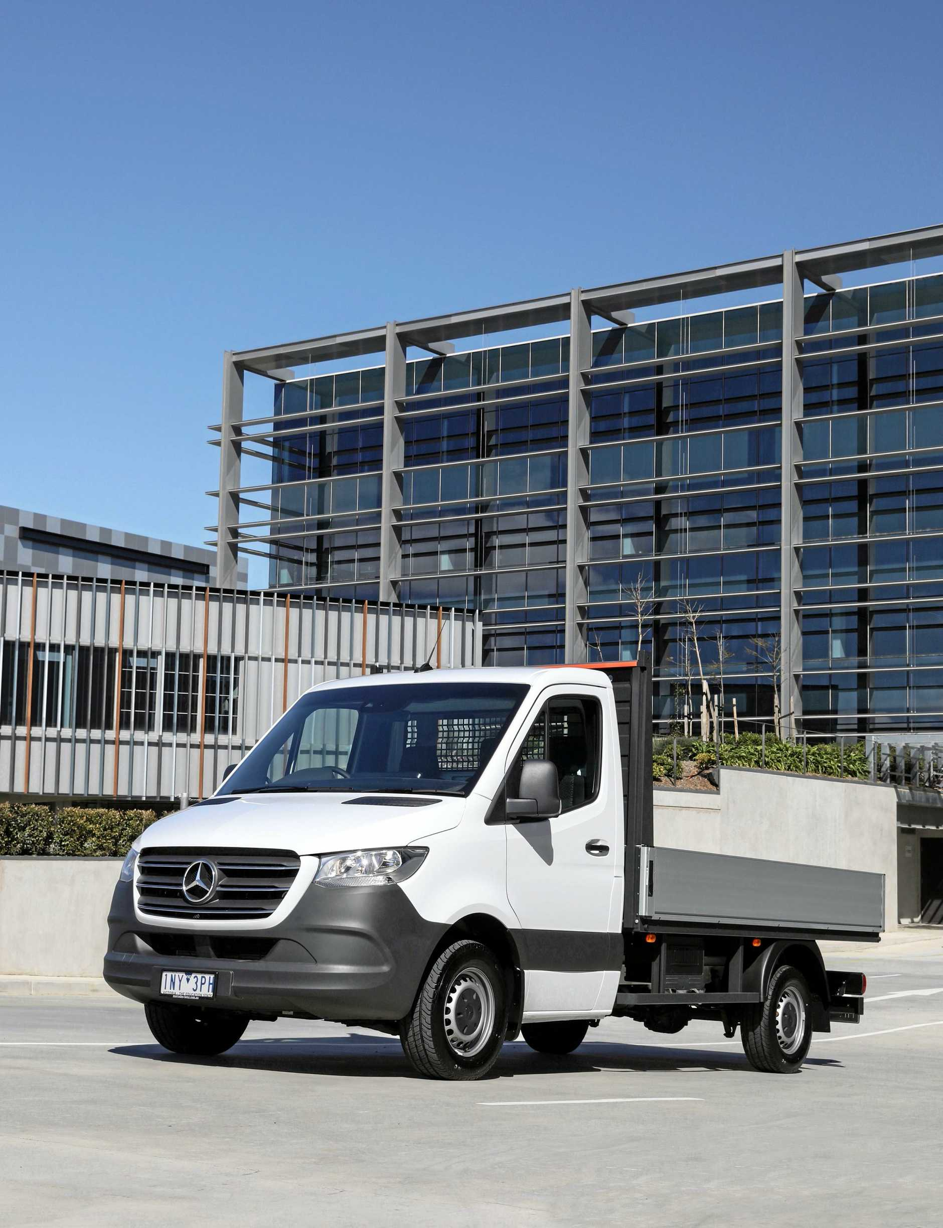 The 2018 Mercedes-Benz Sprinter range has increased prices, but improved tech and safety equipment.