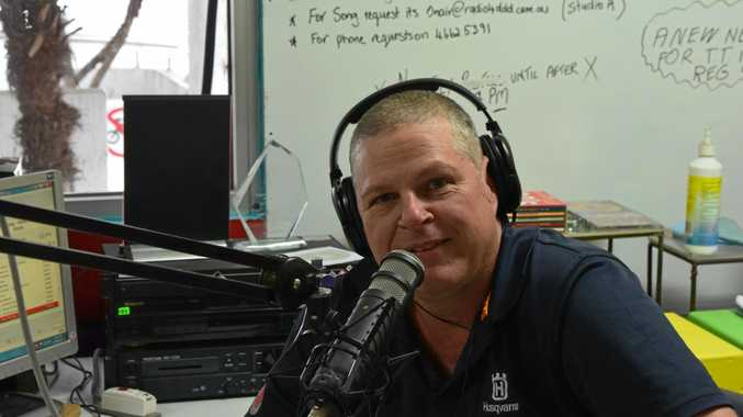 COMMUNITY CHAMPION: The fundraiser is vital to keep hosts such as Craig Shuker (Maverick) on air.