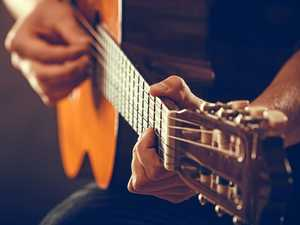 Time to face the music for amateur guitarist