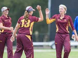 Burnett cricket duo to pull on the maroon
