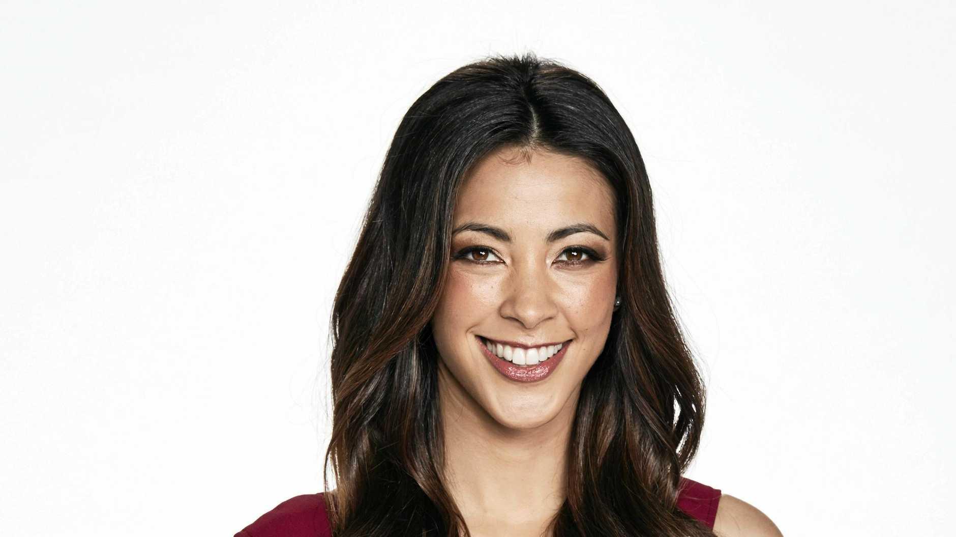 Foxsports presenter Tara Rushton.