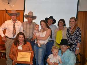 Willoughby family out in force at Hall of Fame inductions