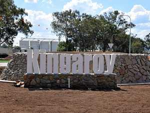 Kingaroy roundabout sign presents new challenge