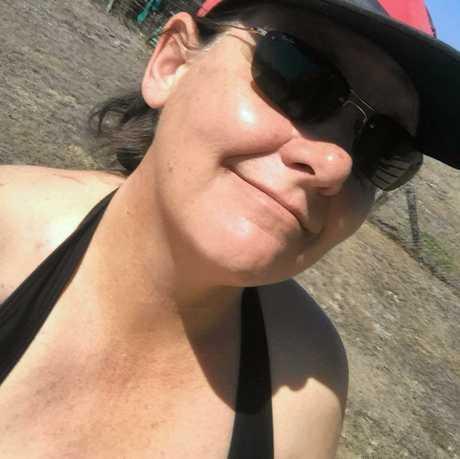BOYCOTT: Bundy woman Sabrina Lamont leads a national fuel strike with thousands backing her call.