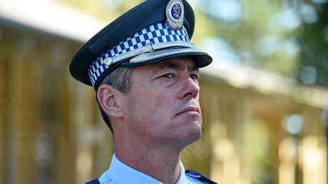 Tweed Byron Police District Detective Chief Inspector Brendon Cullen.