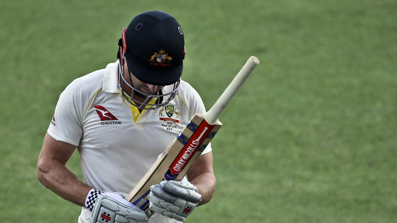 Shaun Marsh is desperate for runs after a poor series.