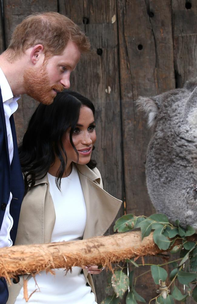 The royal baby announcement was the icing on the cake in terms of tourism promotion. Picture: Toby Zerna