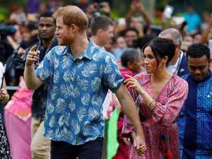 Fijians' weird nickname for Meghan