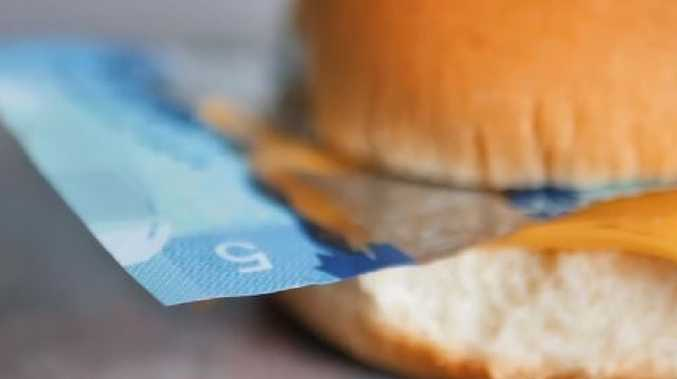 A new video posted on social media delves into the fact that animal fat is used in Australian bank notes and 22 other currencies. Picture: Facebook/Project Nightfall