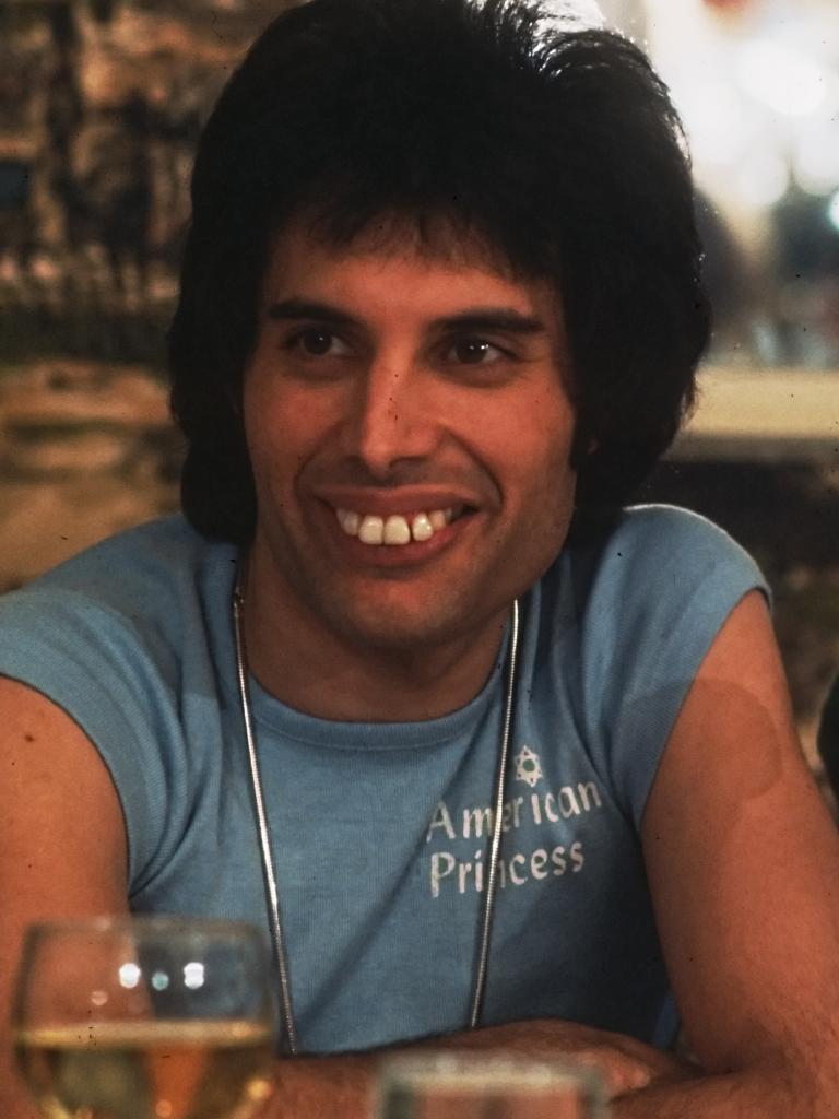 Freddie Mercury died in 1991.