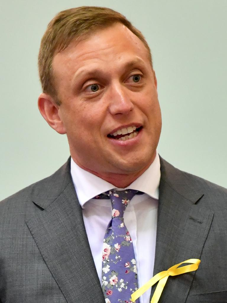 Health Minister Steven Miles